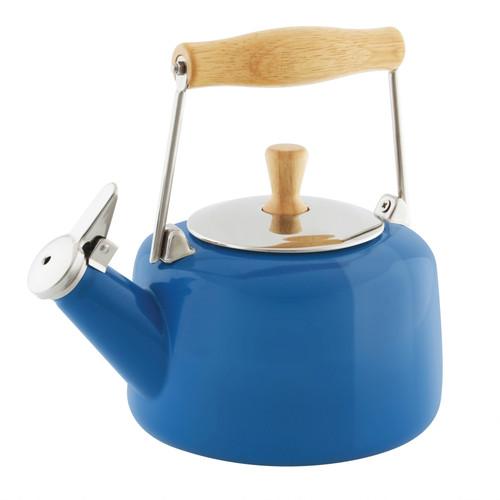 Sven Wood Handle Tea Kettle