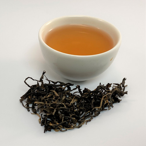 Darjeeling - 2nd Flush - Rohini Estate Gold Wire - Indian Black Tea 1oz