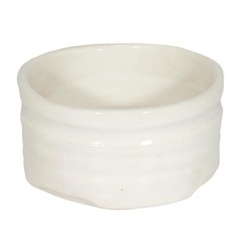 Matcha Bowl - White  - Japanese