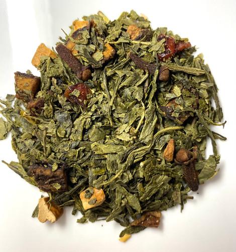 Wintertime Warming Green Tea 1oz