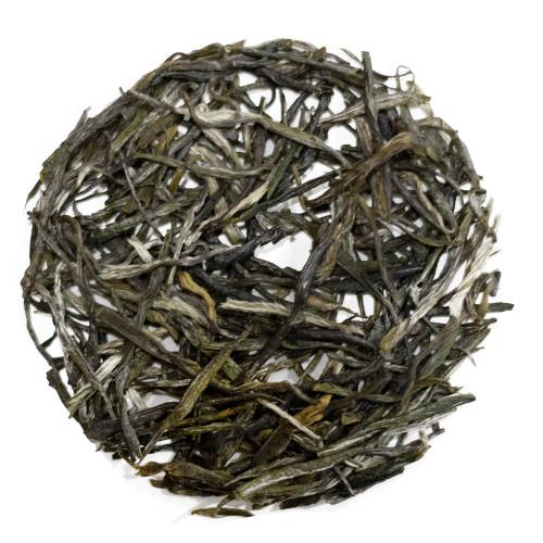Rainflower Needles Chinese Green Tea 1oz
