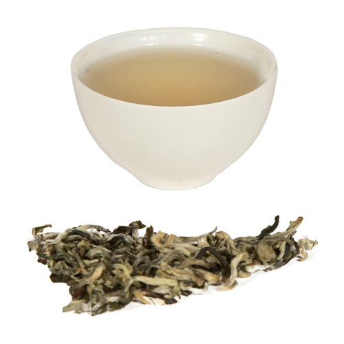 Snow Sprouting Chinese Green Tea 1oz