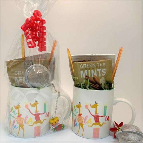 Tea Essentials Gift Set - Holiday