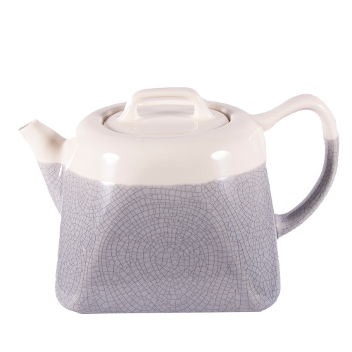 Crackle Teapot - 24 oz