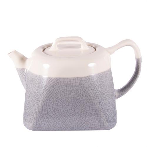 Crackle Teapot - 34 oz
