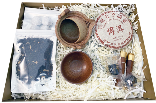 Introduction to Puerh Kit