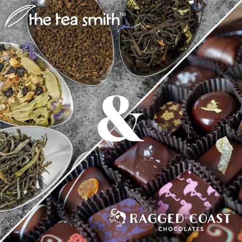 Virtual Tea & Chocolate Pairing Event