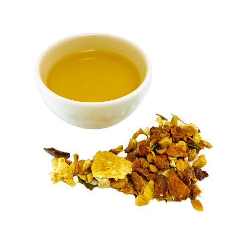 Ginger Lemon Breeze Fruit Tisane 1oz