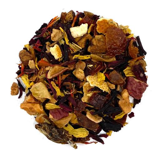 Citrus Vanilla Cooler Fruit Tisane Tea 1oz