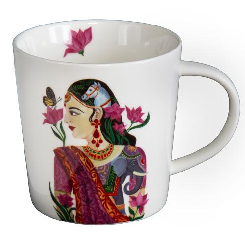 Woman Mug With Gift Box