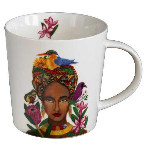 Jayla Woman Cup With Gift Box