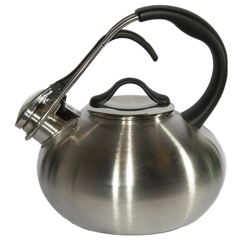 Chantal Loop Tea Kettle - Brushed Steel