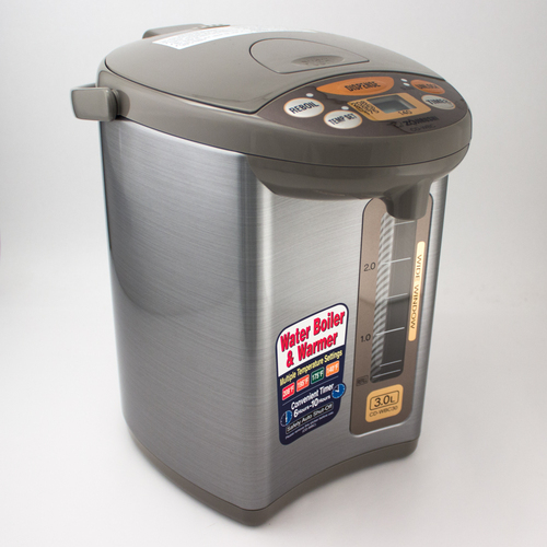 Zojirushi Tea Kettle - Silver - 3L