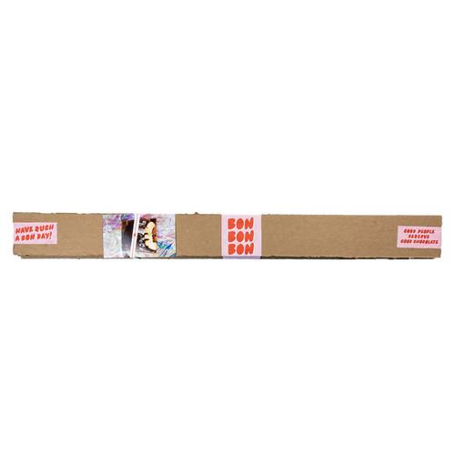 Exterior of Large Mystery Mix box of BonBons from Bon Bon Bon in Detroit, Michigan