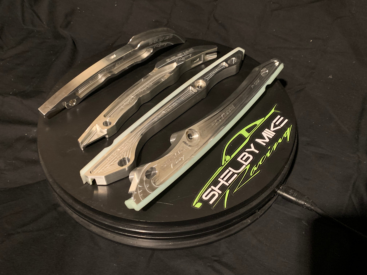 Coyote Billet Timing Chain  Arms Set 5.0/5.2 OEM Replacement