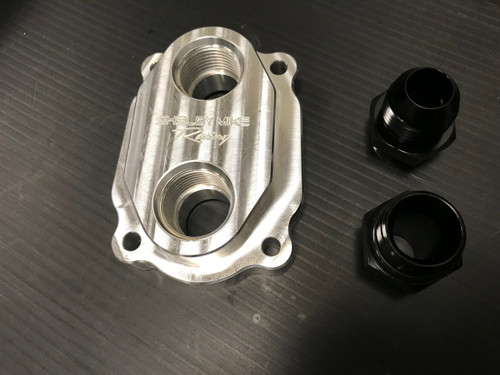 GT500 Billet Water Manifold