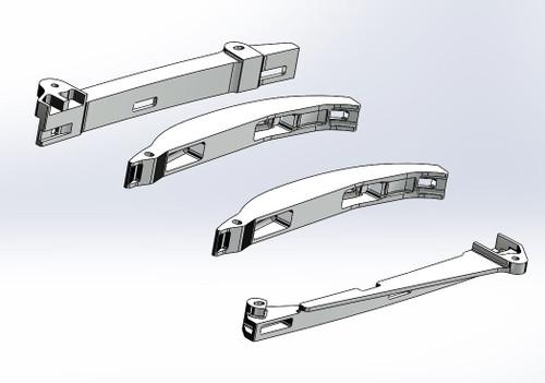 FORD GT / NAVIGATOR Billet Timing Chain  Arms Set 5.4 4V [10MM Chains]