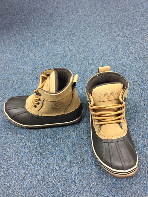 Sperry  Bowline Boot/Tan/Brown        262667