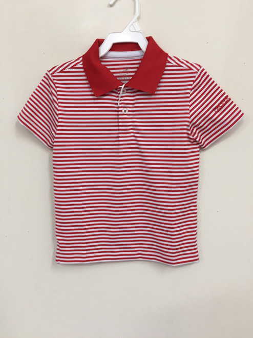 20       Properly Tied Game Day Polo  Red