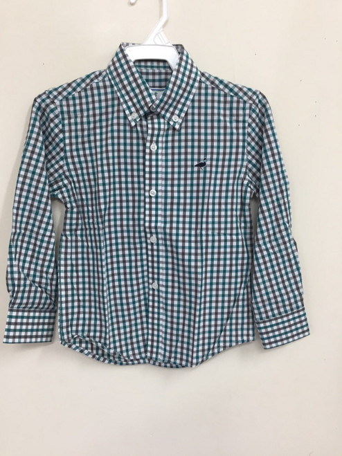 18    Properly Tied  Sport shirt Delta Dusk