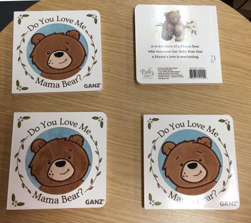Mama & Baby Bear book