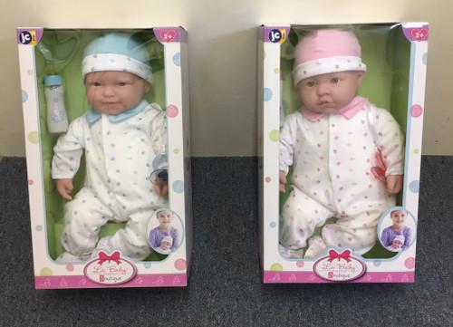 J C Toys     La Baby 20 Inch Soft Body Doll