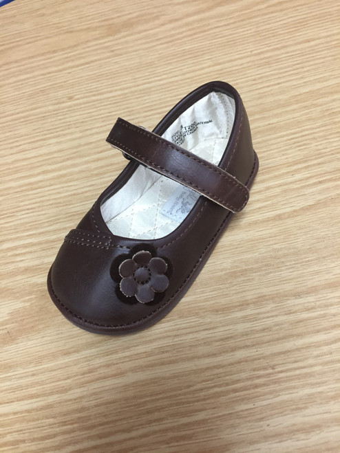 Angel Baby Shoe   Brown    T200
