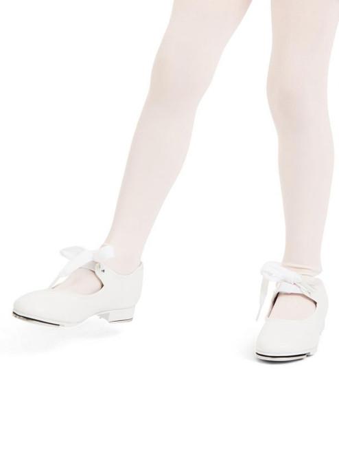 356c shuffle tap white