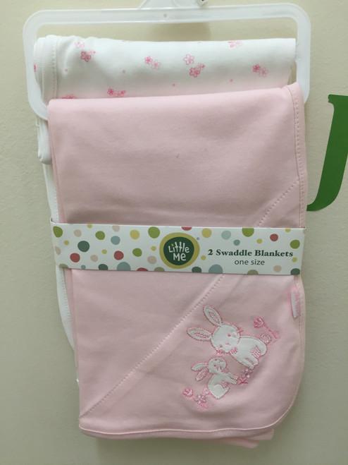 2 Piece Blankets    Pink