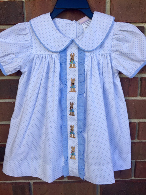 Banana Split  Peter Rabbit  S S Dress