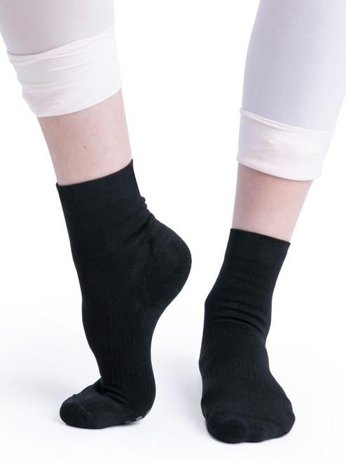 Capezio Life knit sock
