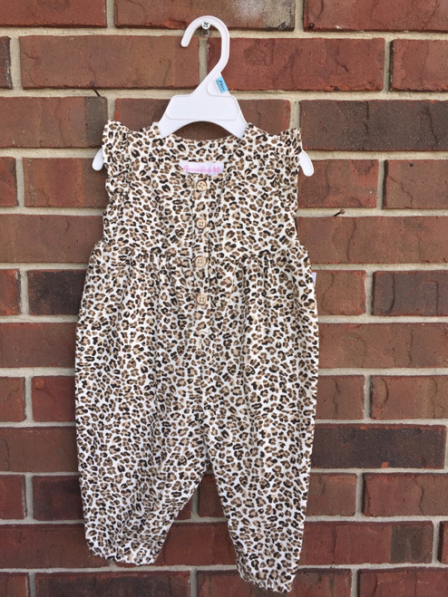 Bonnie Jean  Knit Overall