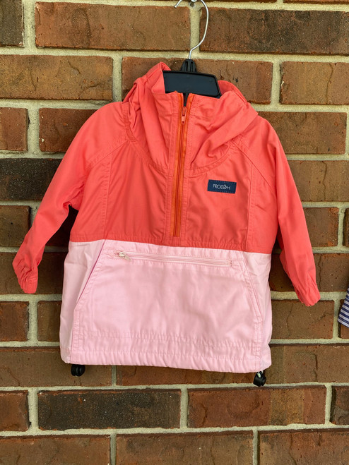 Prodoh Pink Rain Jacket