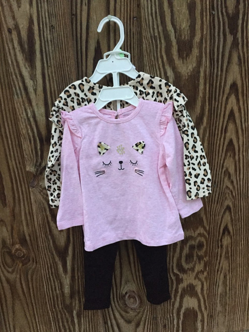 Little Me    Play Suit 3 PC Set