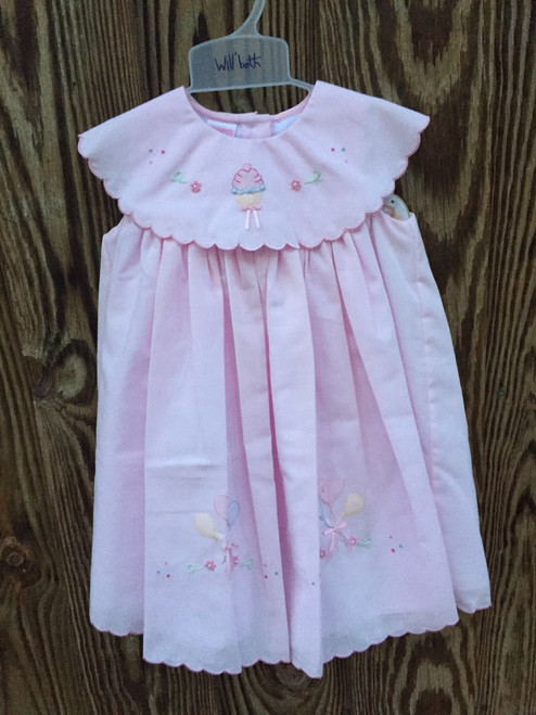 Will 'Beth   Birthday Dress Pink