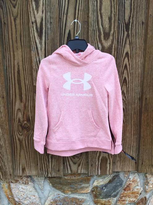 Under Armour , Front Pocket Hoodie Powder Pink