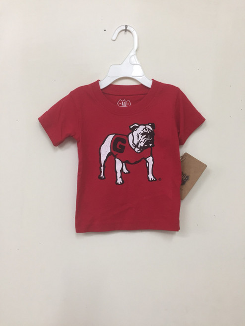GA Bull dawgs T shirt