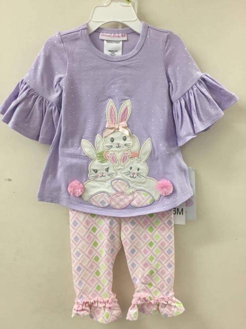 Bonnie Jean    Stacked Bunny Set