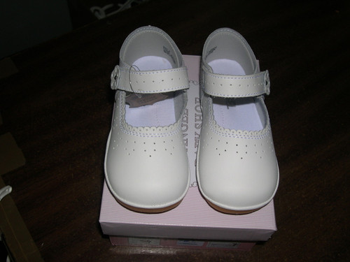 Angel Baby Shoes  Mary jane A2020  white shoe