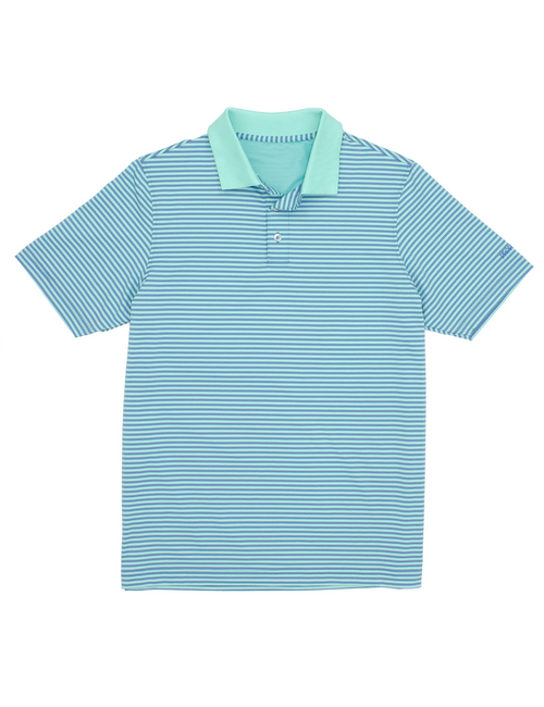Properly Tied  Dallas Polo Seaweed