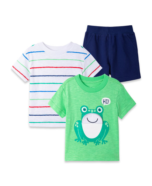 Little Me   Frog 3PC. Play set