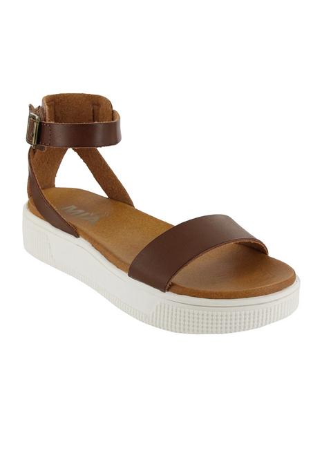 M I A Shoes   Little Ellen Cognac