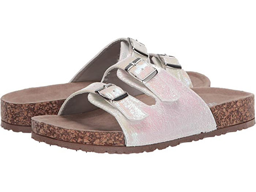 M I A Shoes  Deisy  White