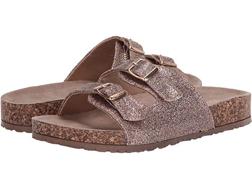M I A Shoes  Deisy Rose Gold