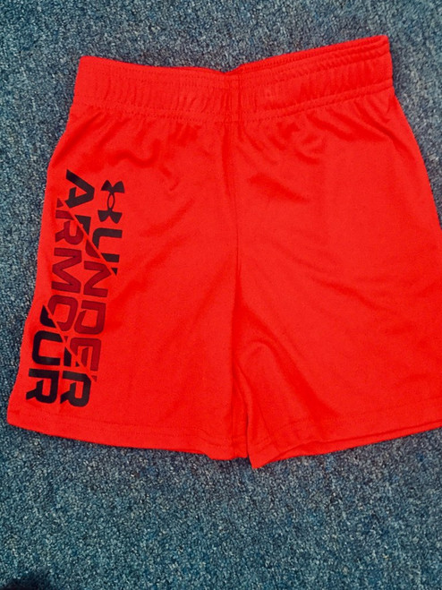 Under Armour Red Prototype Short