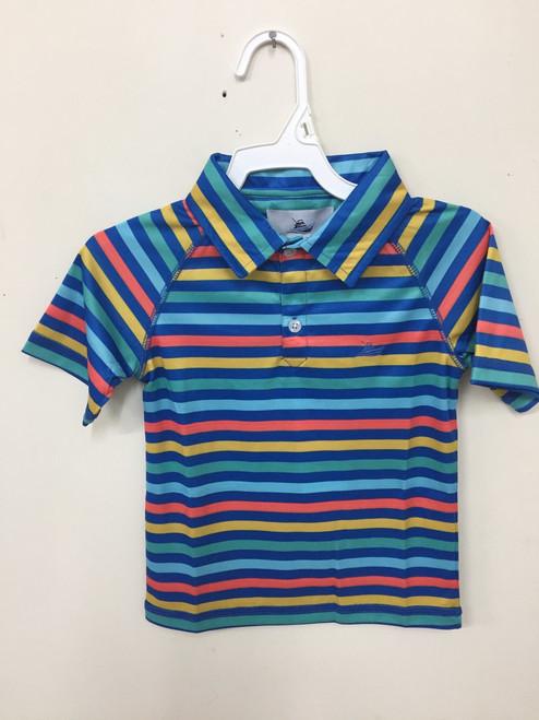 Polo Multi stripe shirt