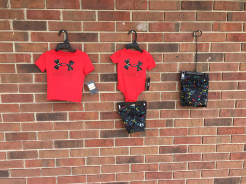 Under Armour Abstract Force big symbol set