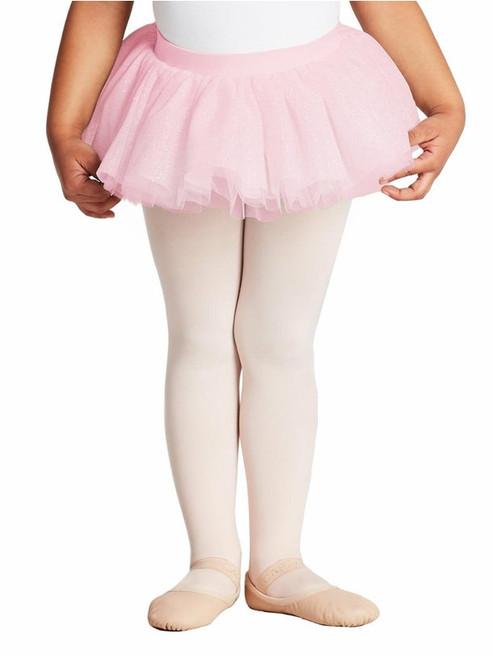 Capezio Pink Glitter Tutu