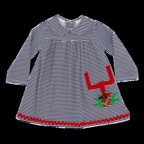 Bailiey Boys Game Day Dress w/ Collar
