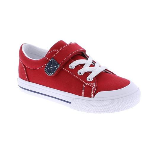 Footmates  Jordan  Red    (610)